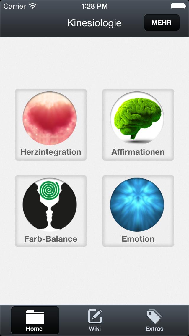 Kinesiologie App